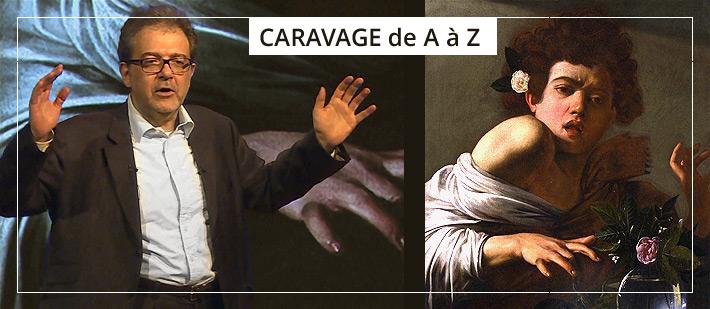 Expo spectacle Paris, Caravage de A a Z, Hector Obalk