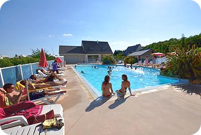 Camping 3 toiles piscine chauff e sarzeau morbihan 56 for Camping morbihan bord de mer avec piscine